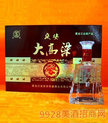 庆安大高粱酒38度500mlx2