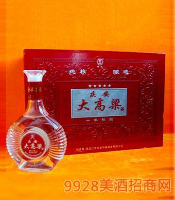 庆安大高粱酒40度500mlx2