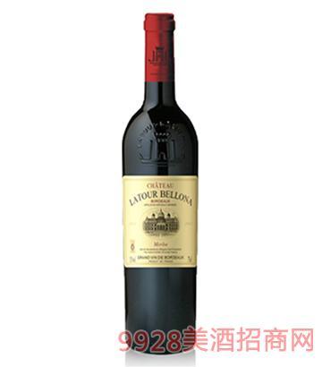 拉图布鲁纳副牌2007葡萄酒