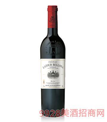 拉图布鲁纳副牌2008葡萄酒