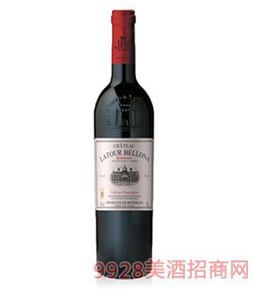 拉图布鲁纳副牌2010葡萄酒