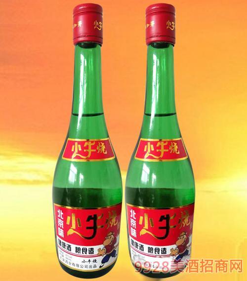 小牛烧健康酒42°480ml(绿瓶)