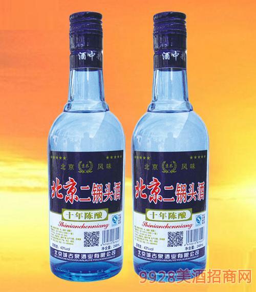 北京二锅头酒43度248mlx20