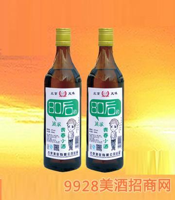 青春小酒42度500mlx12