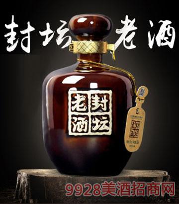 52度坛子酒浓香型