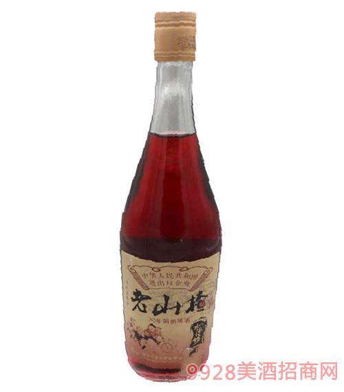 莲池山楂酒