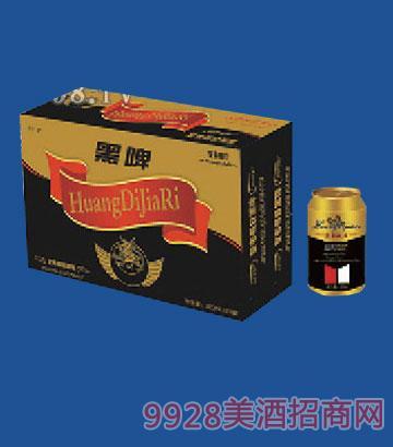 麒麟威皇 帝假日麒麟黑啤320ml