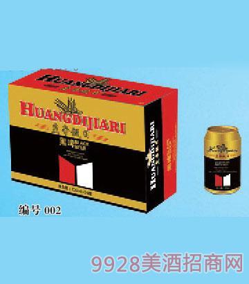 麒麟威皇 帝假日黑啤320ml