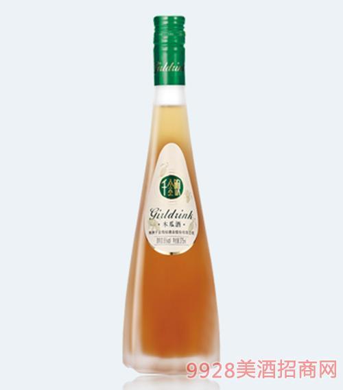 千金饮木瓜酒