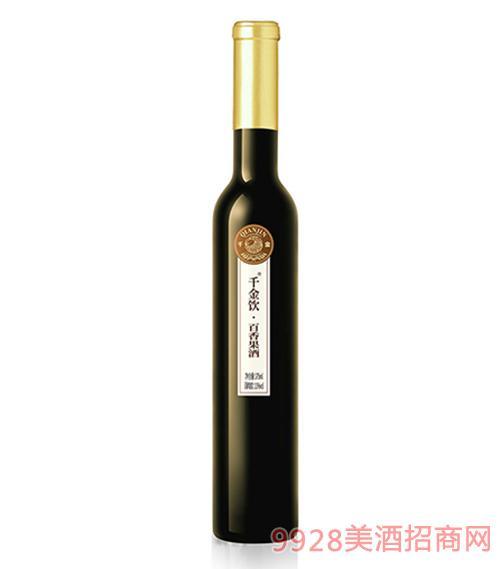 千金饮百香果酒375ml