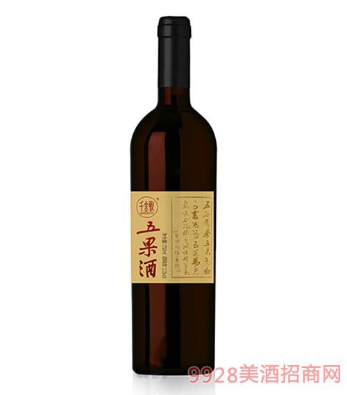 千金饮五果酒750ml