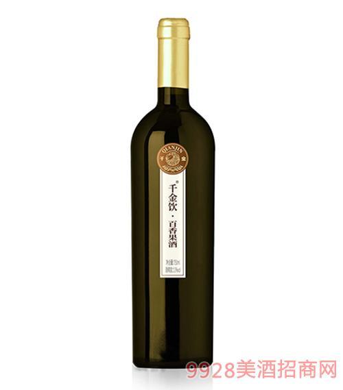 千金饮百香果酒750ml