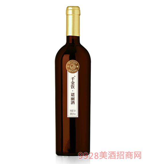 千金饮诺丽j酒750ml