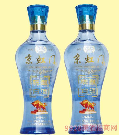 京虹门陈酿白酒