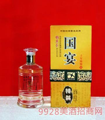 明泉国宴盒装酒