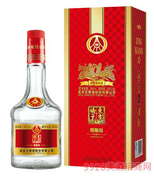 东方娇子酒精酿级52度500ml