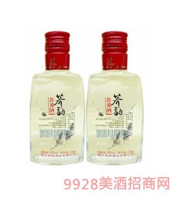 荞韵苦荞酒小荞42度125ml