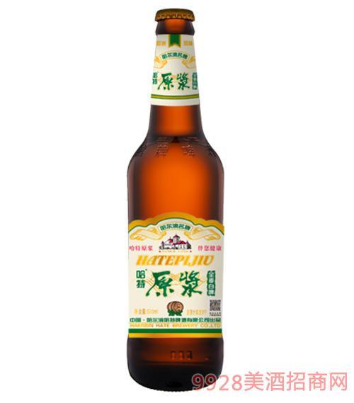 哈特原漿啤酒半年鮮