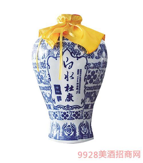 白水杜康老坛酒53度2500ml清香型