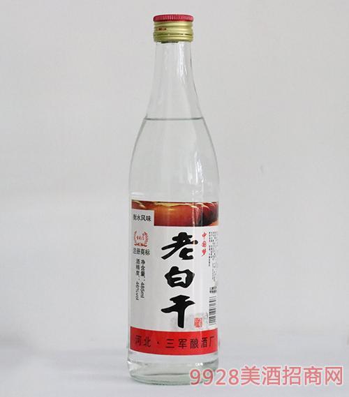 玄武门老白干酒中国梦46度485ml