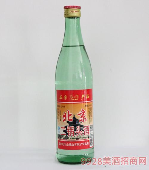玄武门北京二锅头酒42度485ml