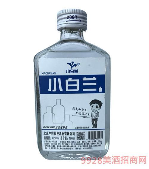 小白兰酒42度100ml