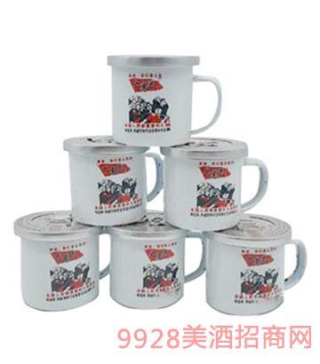 凤城时代大茶缸酒 375ml 42度 52度