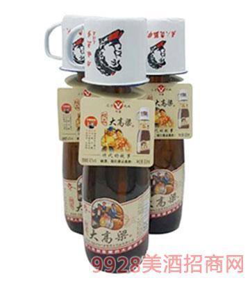 凤城时代大高粱酒 棕 42度