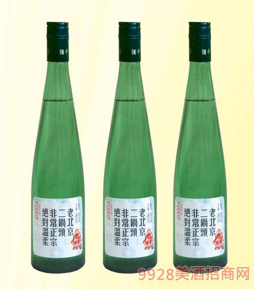 老北京二锅头酒42度480mlX12