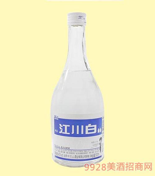 博真江川白北京高粱酒500ml