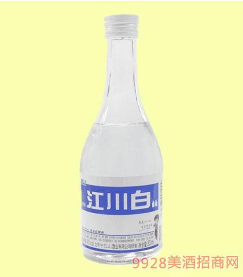 博真江川白北京高粱酒300ml