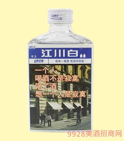 博真江川白北京高粱酒100ml