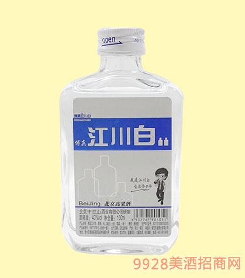 博真江川白高粱酒 100ml