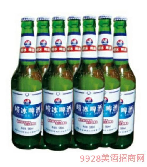 崂冰啤酒580mlx9