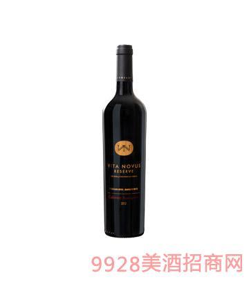 澳大利亚新生命赤霞珠典藏版干红葡萄酒
