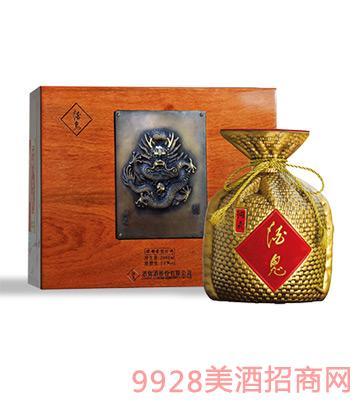58度洞藏文化酒(收藏版)2008ml