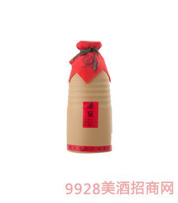 54度简优湘泉酒500ml