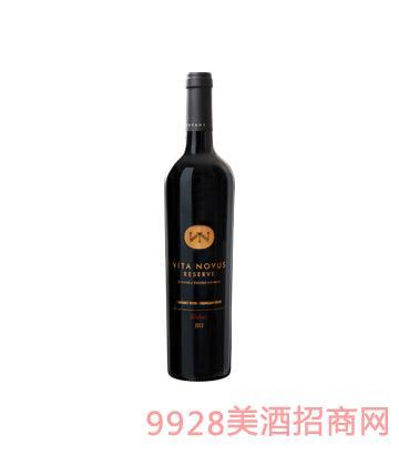 澳大利亚典藏版新生命西拉干红葡萄酒