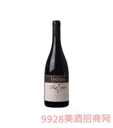 澳大利亚庄园西拉干红葡萄酒