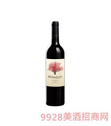 澳大利亚树神系列西拉干红葡萄酒