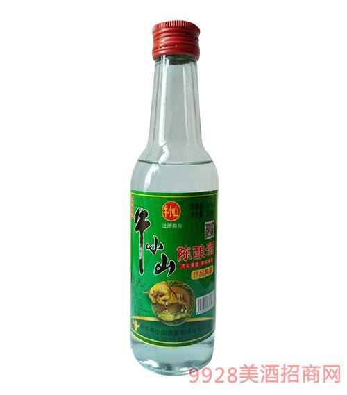 牛小山陈酿酒珍品典藏42度260ml