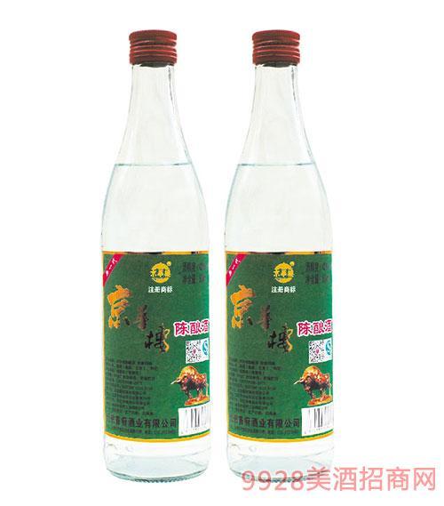 京华楼陈酿酒42度500ml