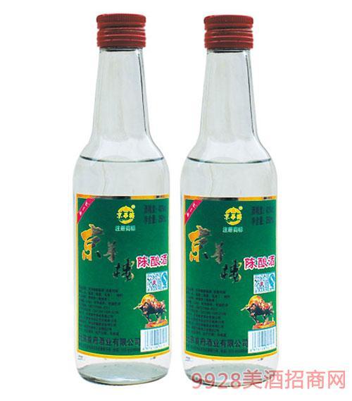京华楼陈酿酒42度250ml