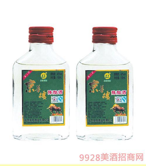 京华楼陈酿酒42度100ml
