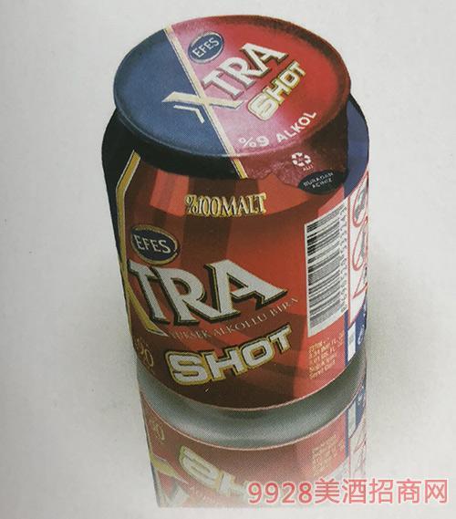 艾菲啤酒9度237ml