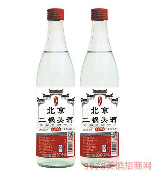 京华楼北京二锅头酒浓香型