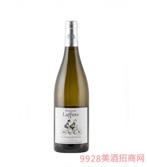 法国原装进口拉菲特庄园加斯科涅AOC白葡萄酒