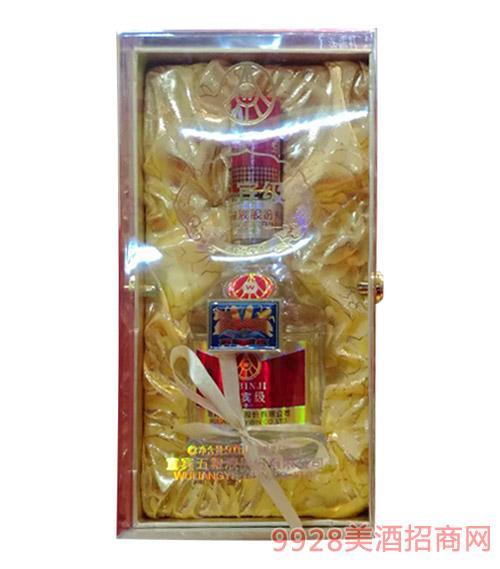 52度礼宾级酒绵柔浓香型500mlx6
