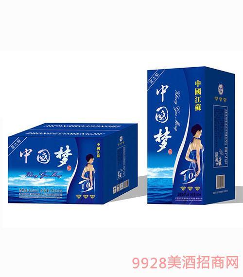 中国梦酒42度480mlx6