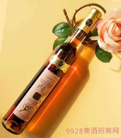 2013百丽瑞典藏维达尔冰白葡萄酒11.5度375ml